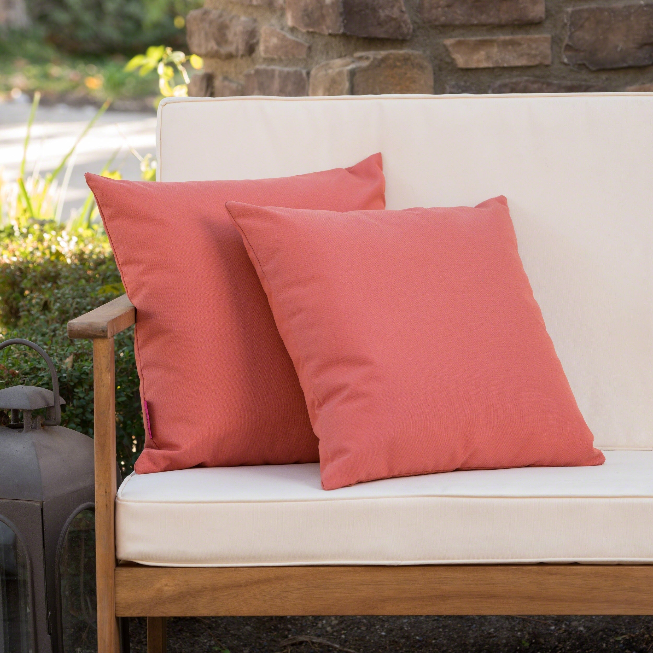 Outdoor Pillows Set Of 2.Coronado Outdoor Pillow Set Of 2 By Christopher Knight Home