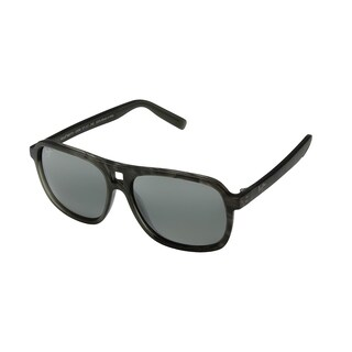 Maui Jim Sport Maui 771 Little Maks 15SM Unisex Matte Green Smoke Frame Neutral Grey Sunglasses