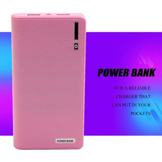 Portable Wallet Style 5000mAh Dual USB Power Bank External Battery Charger for Cellphone