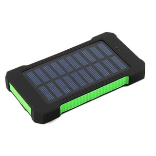 Portable 300000mAh Dual USB Power Bank External Battery Charger for Cellphone