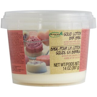 Solid Lotion Bar Base 14oz