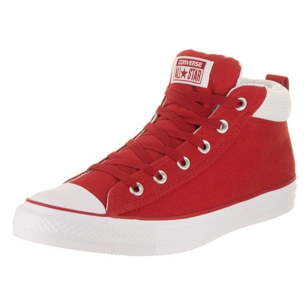 c5a4c110d00c Shop Converse Unisex Chuck Taylor All Star Street Mid Casual Shoe ...