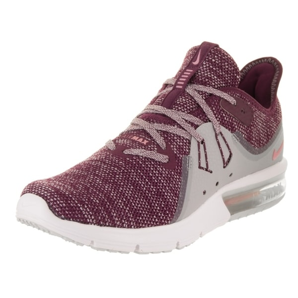 Shop Nike Women's Air Max Sequent 3 Running Shoe Free