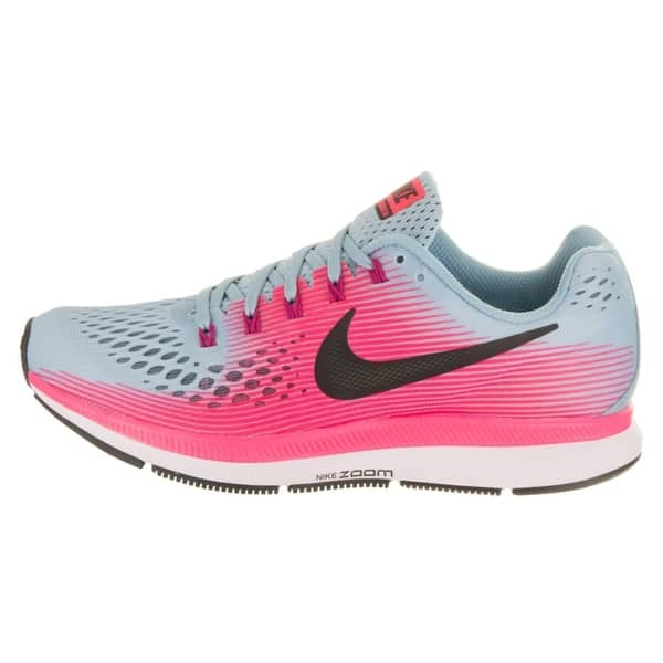 aguja Autocomplacencia Río Paraná  Shop Nike Women's Air Zoom Pegasus 34 (N) Running Shoe - Overstock -  19885316