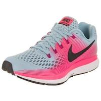 f9f8859b63a5e Shop Nike Women s Air Zoom Pegasus 33 Fountain Blue White 831356-403 ...