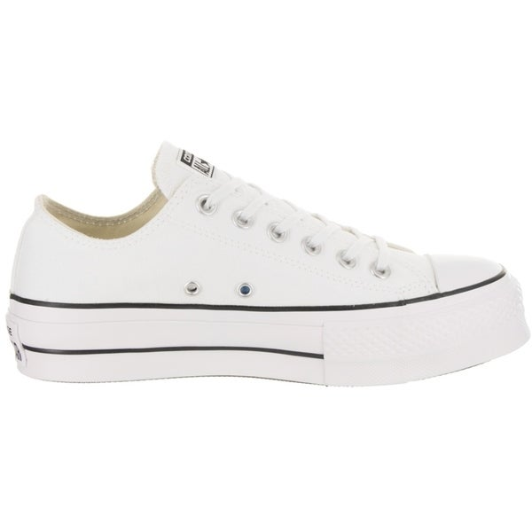 Shop Converse Women's Chuck Taylor All Star Lift Ox Casual