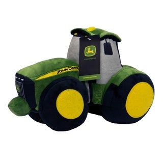 John Deere Tractor Pillow Buddy