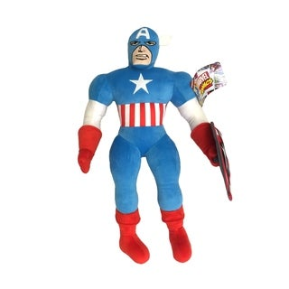 Marvel Comics Captain America Plush Pillow Buddy