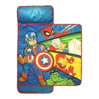 Marvel Captain America Superheroes Nap Mat