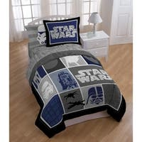 Star Wars Classic Twin 4-piece Bed In A Bag Set