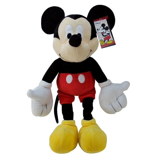 "Disney Mickey Mouse Classic 15"" Plush Pillow Buddy"