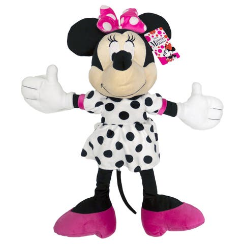 Disney Minnie Dots Are New Black Pillowbuddy