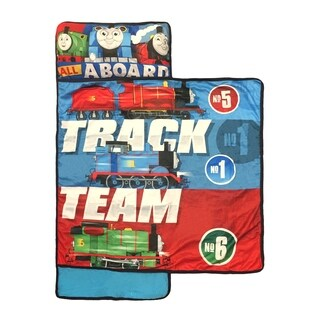 Thomas The Tank Engine Track Team Nap Mat