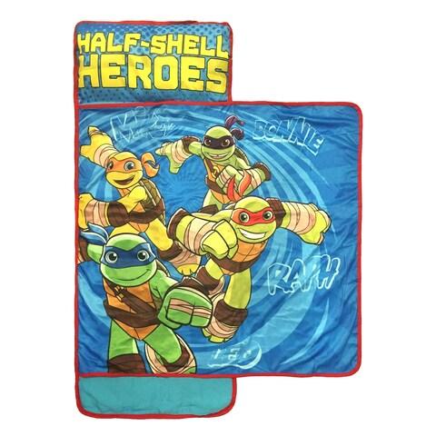 Nickelodeon Teenage Mutant Ninja Turtles Half Shell Heroes Nap Mat