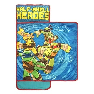 Nickelodeon Teenage Mutant Ninja Turtles Half Shell Heroes Nap Mat