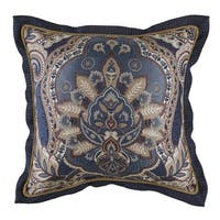 Croscill Aurelio 18x18 Square Pillow