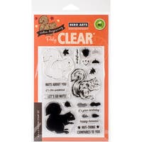 """Hero Arts Cling Stamps 4""""X6"""""""