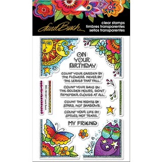 Stampendous Laurel Burch Clear Stamps