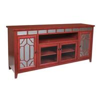 Gable Red 72-inch RTA Entertainment TV Stand