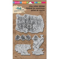 Stampendous Andy Skinner Cling Stamps