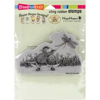 Stampendous House Mouse Cling Stamp