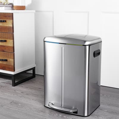 Buy Removable Liner Kitchen Trash Cans Online at Overstock ...