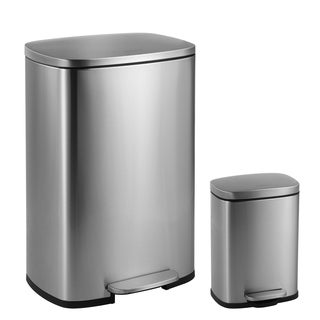 buy kitchen trash cans online at overstock com our best kitchen rh overstock com