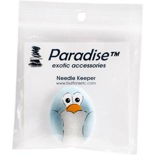 Paradise Wood Needle Keeper