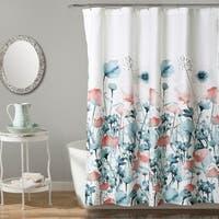Copper Grove Hamber Flora Shower Curtain
