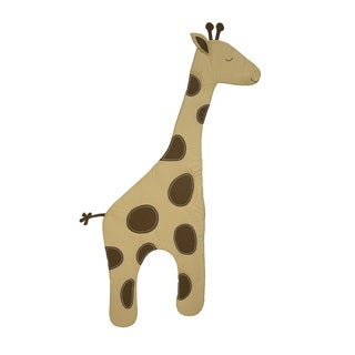 NoJo Dreamy Nights Soft Wall Sculpture Giraffe