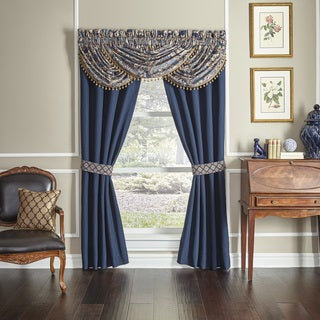 Croscill Aurelio Curtain Panel Pair - N/A