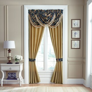 Croscill Calice Curtain Panel Pair