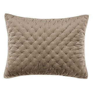Croscill Carissa Quilted Standard or King Size Sham