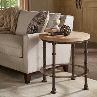 Link to Nori Industrial End Table by iNSPIRE Q Artisan Similar Items in Living Room Furniture