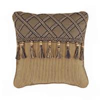 Croscill Cordero 16x16 Fashion Throw Pillow