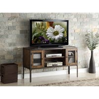 Colchester Rustic Distressed Entertainment TV Console - 52 inches