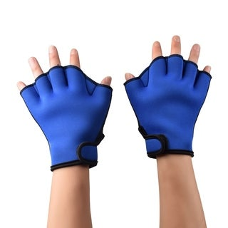 Swimming Training Gloves - 1 Pair (2 options available)