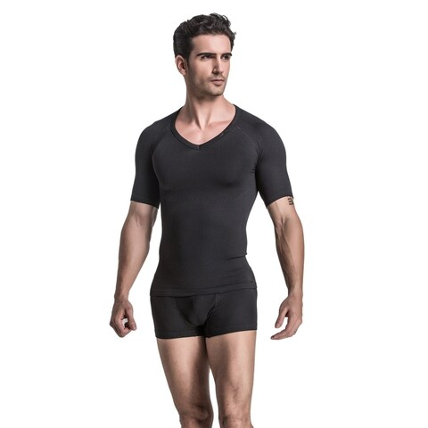 Extreme Fit Men's Compression Short-Sleeve Shirt