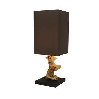 Urban Designs Hank Textured Tree-Brach 24-Inch Table Lamp