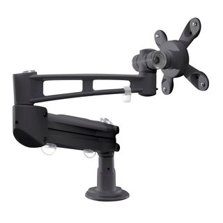 Ergonomic Monitor Arm (Option: White)