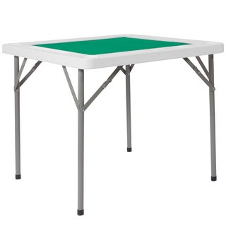 34SQ Plastic Game Table