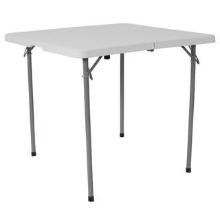 34SQ Plastic Bi-Fold Table