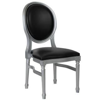 Resin King Louis Chair