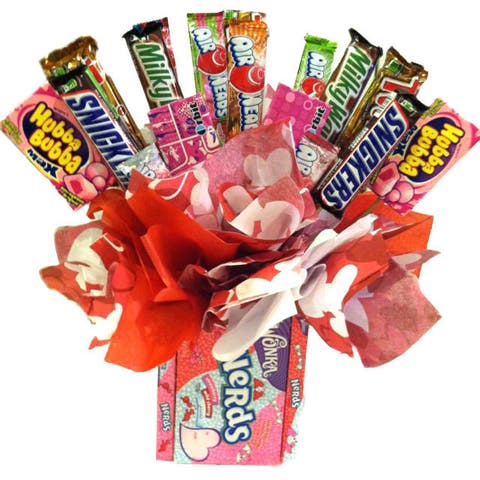 Ultimate Nerd Candy Bouquet