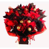 I Love You Ferrero Bouquet