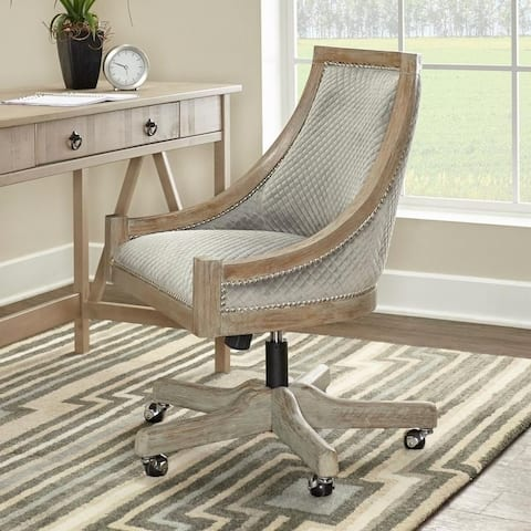 Liza Quilted Office Chair
