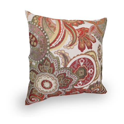The Curated Nomad Hotaling Decorative Throw Pillow