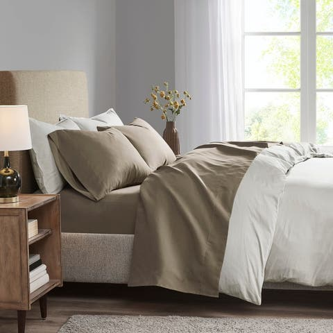 The Gray Barn Sleeping Hills 3M Microcell Sheet Set