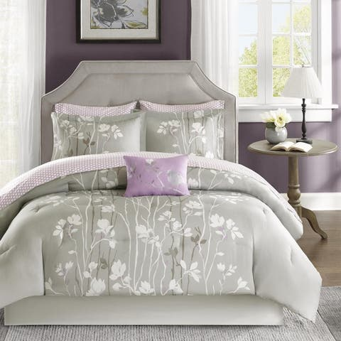 Copper Grove Evanoff 9-piece Bed and Sheet Set