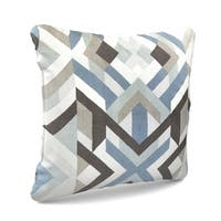 Carbon Loft Mason 18-inch Poly or Down Filled Throw Pillow